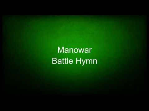 Manowar - Battle Hymn (lyrics)