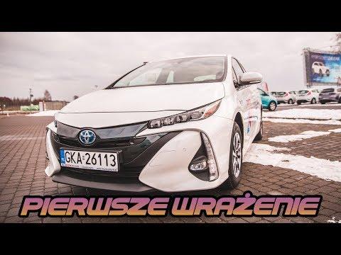 Pierwsze wrazenie - Toyota Prius Hybrid Plug-In