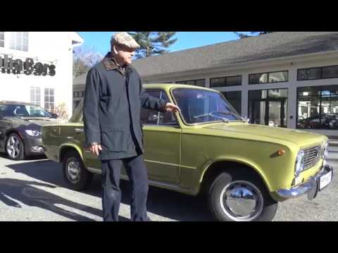 1974 Lada VAZ 2101 Zhiguli, Detailed Overview, Alphacars