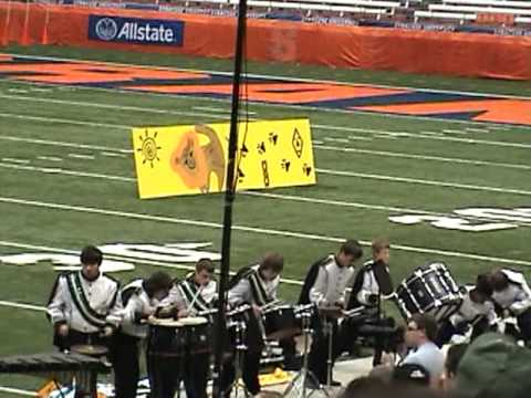 (PRIDE Music from The Lion King) Westmoreland Marching Band at the Dome