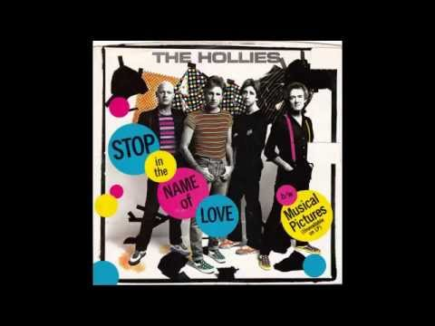 """Hollies – """"Stop In The Name Of Love"""" (Atlantic) 1983"""