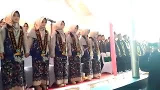 Lagu perpisahan al-mubarok angkatan 12 flaonsaaldebaria