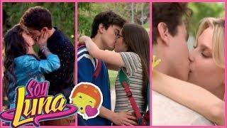 Todos los besos de Soy Luna 2 (Segunda Temporada) HD