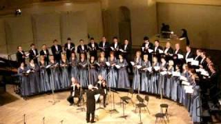 """Claudio Monteverdi - Madrigal """"Hor che"""
