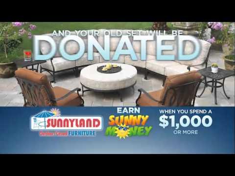 Sunnyland Patio Furniture Trade In Days YouTube