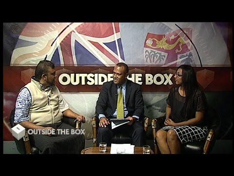 OUTSIDE THE BOX  02/09/2014