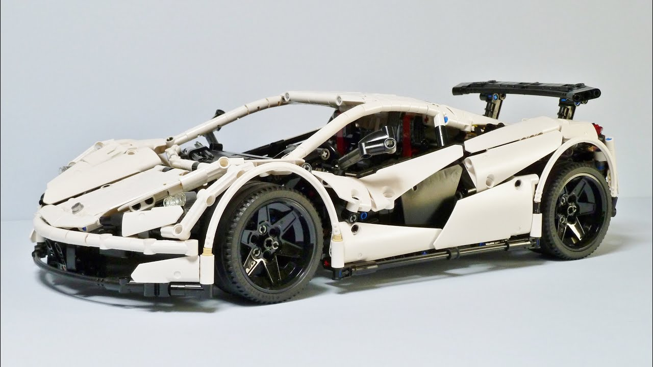lego technic icarus supercar with sbrick youtube. Black Bedroom Furniture Sets. Home Design Ideas