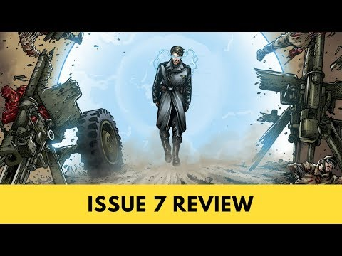 Uber Invasion Issue 7 Review
