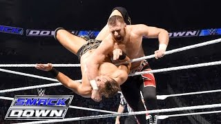 With Kevin Owens lurking at commentary, the reigning Intercontinent...