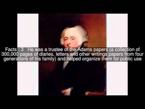 Thomas Boylston Adams (1910-1997) Top  #7 Facts
