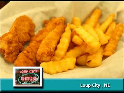 Loup City Nebraska's Loup City Diner on Our Story's What's Cookin