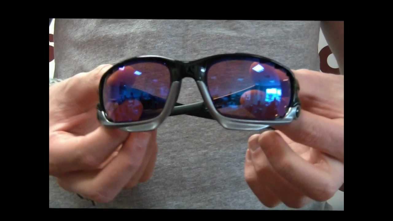 Oakley Racing Jacket Sunglasses Review - OO9171-05 - YouTube 5da3da1431