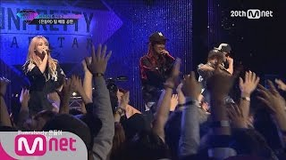 [Korean Reality Show UNPRETTY RAPSTAR2] Track#8 Team Mission – Shake l Kpop Rap Audition  EP.07