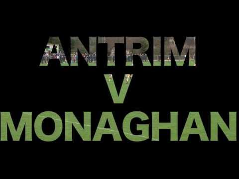 Bank Of Ireland Dr McKenna Cup 2017 Round 2 Highlights