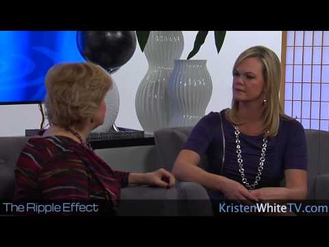 """Energy Healing: Danielle Vallee Extended Interview from """"The Ripple Effect"""" with Kristen White Ep 5"""
