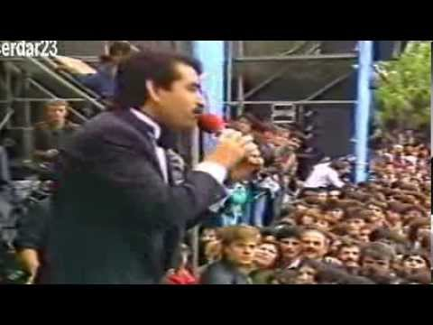 ibrahim tatlises almanya konseri 1987 parca 1   YouTube