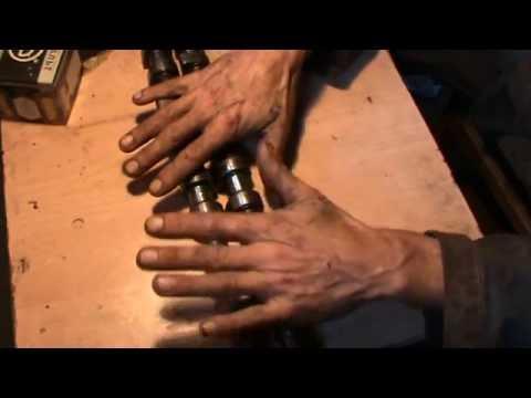 16 клапанный ВАЗ и давление масла в распредвалах