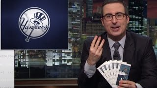 Oliver rips Yankees COO Trost over StubHub policy, will give fans Legends suite tickets for 25 cents