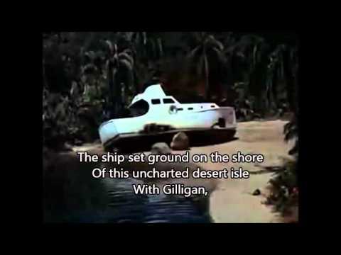 Theme from Gilligan's Island w Lyrics
