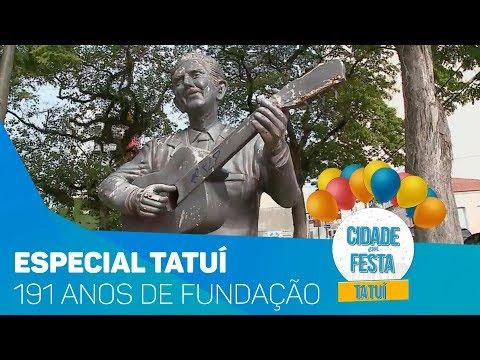 Especial Tatuí - 191 anos de fundação - TV SOROCABA/SBT