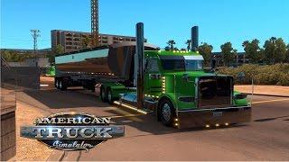 American Truck Simulator - Mac dump trailer