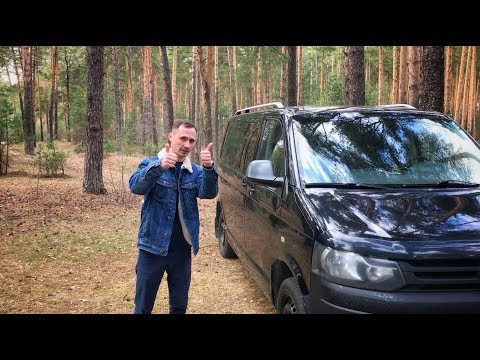 ЧЕСТНЫЙ ОБЗОР  Volkswagen Caravelle / VW T5