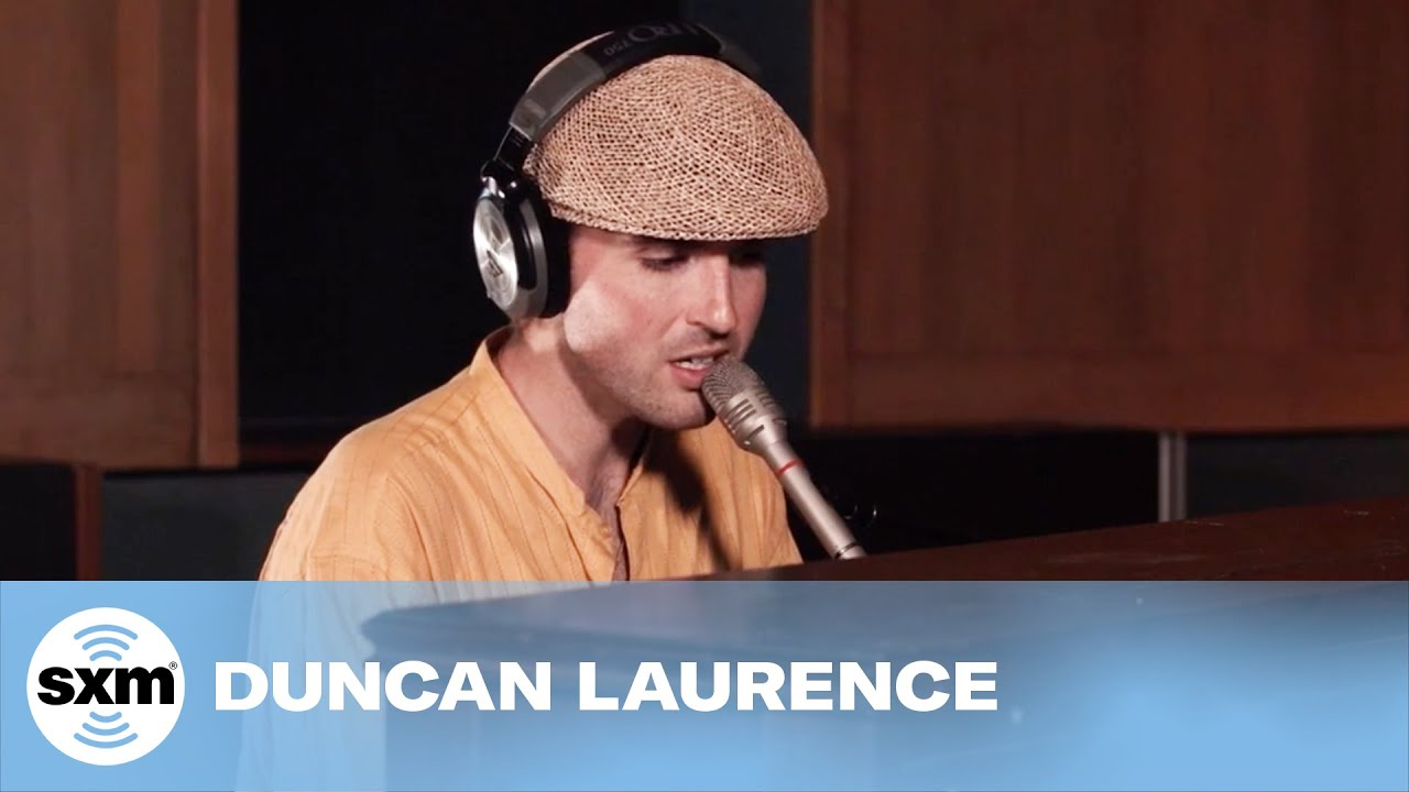 Duncan Laurence — Last Night [LIVE @ SiriusXM] | Next Wave Virtual Concert Series Vol. 3