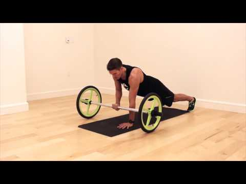 The Axle Workout™: Dynamic Core Training (Rolling)