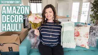 HOME DECOR HAUL | Amazon Finds