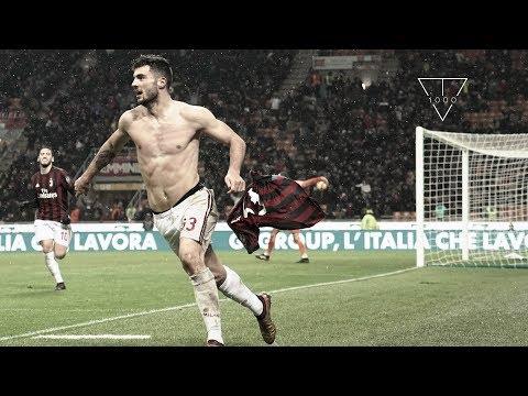 Patrick Cutrone | Tutti i 18 goals stagionali | A.C. Milan 2017/2018 ᴴᴰ