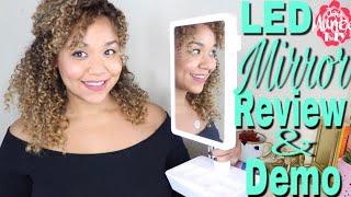 Artifi LED Makeup Vanity Mirror Review and Demo 💋💄