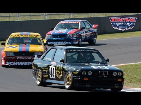 2017 Heritage Touring Cars, Mount Panorama - April 16, 2017