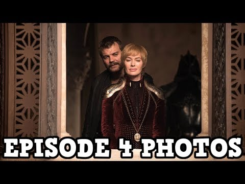 Game of Thrones Season 8 - Daenerys vs Cersei Episode 4 Photos Breakdown