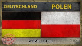 DEUTSCHLAND vs POLEN   Armee Ranking   2018 [VERGLEICH]