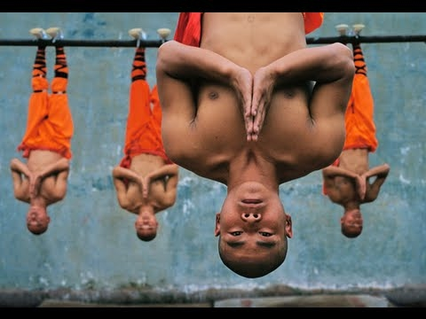 How To Master Shaolin Monk - World Documentary Films HD