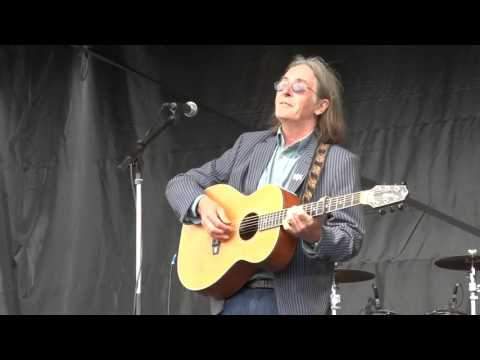 Dougie MacLean Singing In Perth Perthshire Scotland