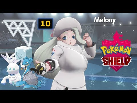 GETTING FROSTY WITH MELONY | Pokemon Shield #10