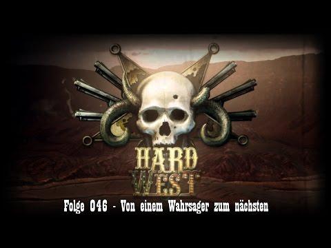 Hard West #046 - Von einem Wahrsager zum nächsten [FullHD/German/Deutsch/LetsPlay] |