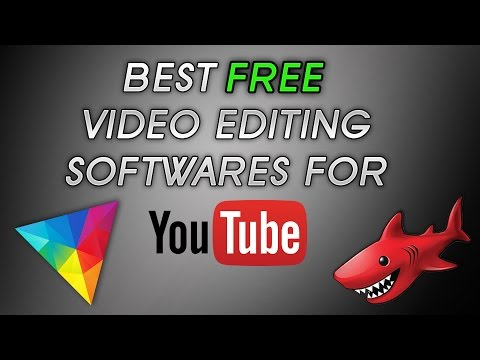 Best FREE Video Editing Softwares For YouTube | Sony Vegas Alternative