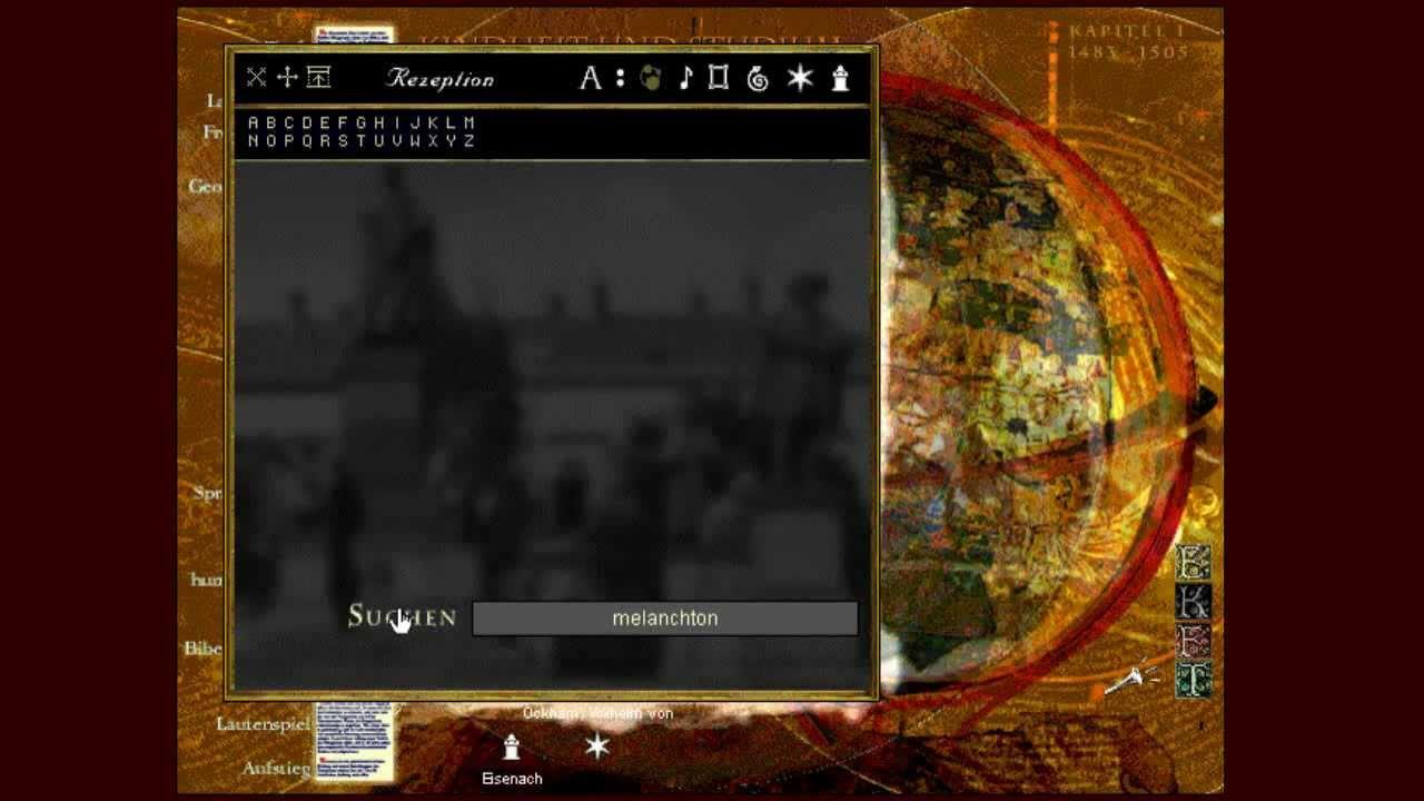 Martin Luther Biografie CD ROM
