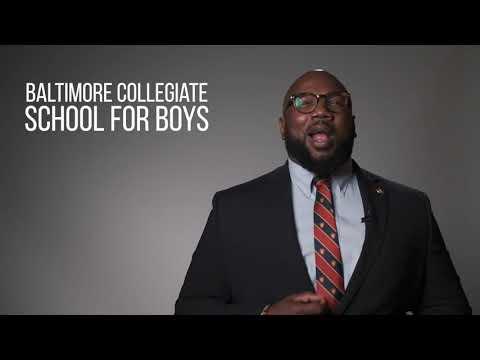 School Choice: Baltimore Collegiate School for Boys
