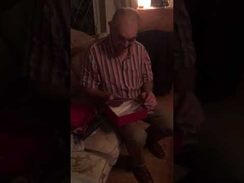 Irish Dad's Emotional Reaction to His Christmas Present - Taylor Swift Tickets!