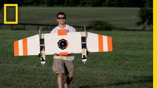 Can 3-D Printed Drones Help Save Wildlife? | National Geographic