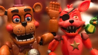 - FNAF 6 FUNKO ACTION FIGURES Review And Unboxing