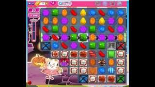 Candy Crush Saga Level 713 no Booster