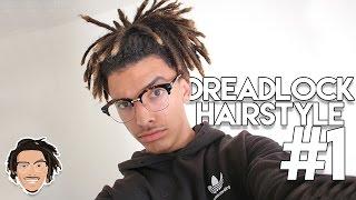Dreadlocks Hairstyle   Pineapple