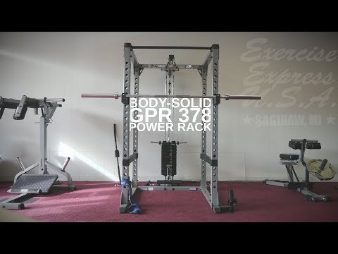 Body solid gpr power rack review cinematic youtube