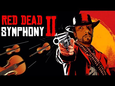 For spagghetti western movies lovers, I made a symphony orchestra on Red Dead Redemption 2!