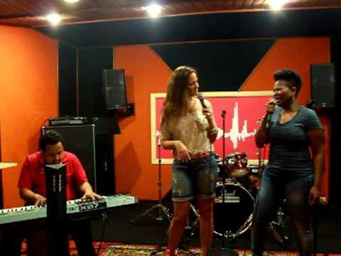Saving All My Love For You - Nalaya Brown & Vanessa Jackson