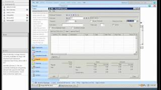 Sage hrms payroll for erp -